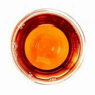 Red, White & Green THC FREE Organic Hemp Tea Onesie Pouch 5 mg