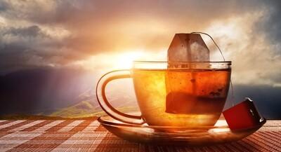Maple Chamomile THC FREE Hemp Tea  15 Servings Pouches / 5 mg per serving