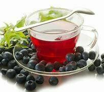 Maple Blueberry THC FREE Hemp Tea  15 Servings Pouches / 5 mg per serving