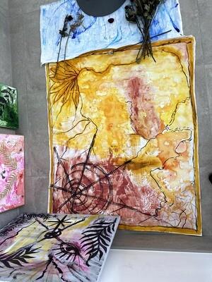 pinturas performáticas