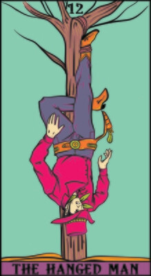 Hanged Man Print