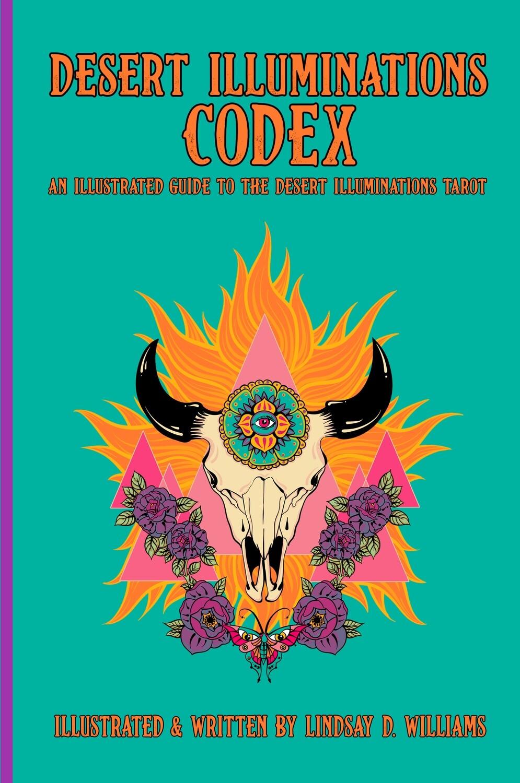 Desert Illuminations Codex Guidebook (Pre-Order)