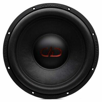 Сабвуфер DD Audio DD612d-D2 600 Вт