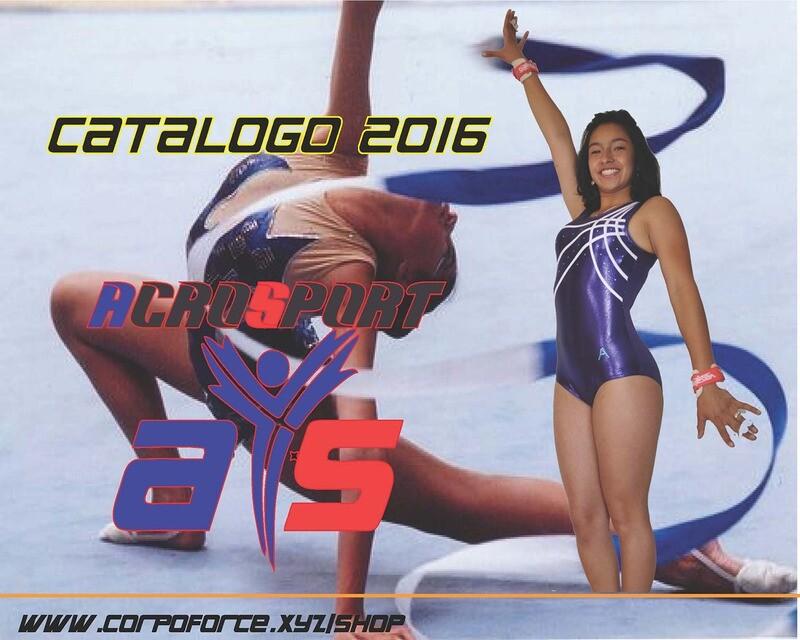 Maillot (trusa para gimnasia artistica femenina)