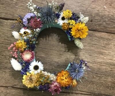 Atelier Lettre fleurie 2h
