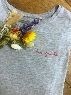 Atelier Tee-Shirt Brodé 2h