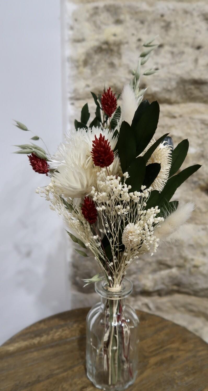 Petit Bouquet Noël rouge (EPUISE)