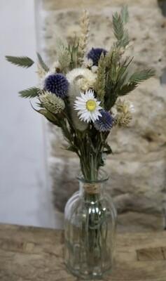 Petit Bouquet Fleurs 100 % françaises Samoëns