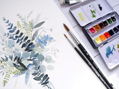 Atelier Rive Gauche x Leaubleue Sublimes Feuillages 2h30