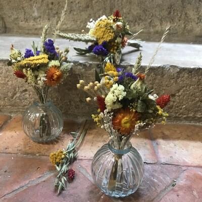 Petit Bouquet rond Palerme