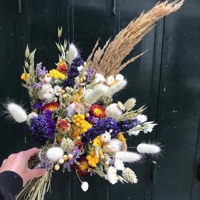 Bouquet  Palerme M avec pampa