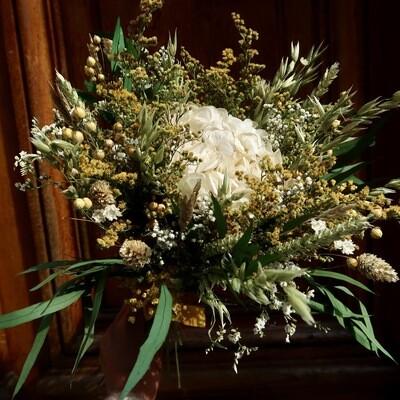 Bouquet de mariée Capri taille M