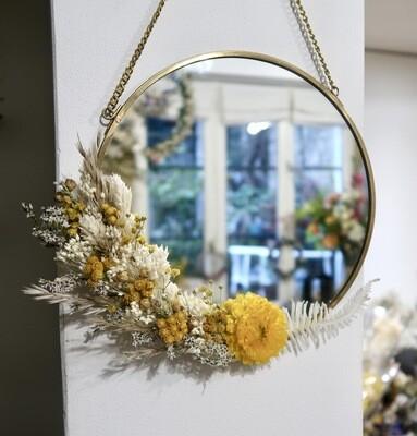 Atelier Miroir fleuri 1H30