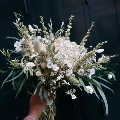 Bouquet de mariée Syracuse taille M