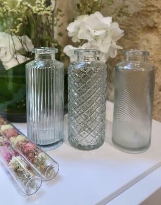 Trio de Vases Art Déco