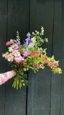 Bouquet frais taille L