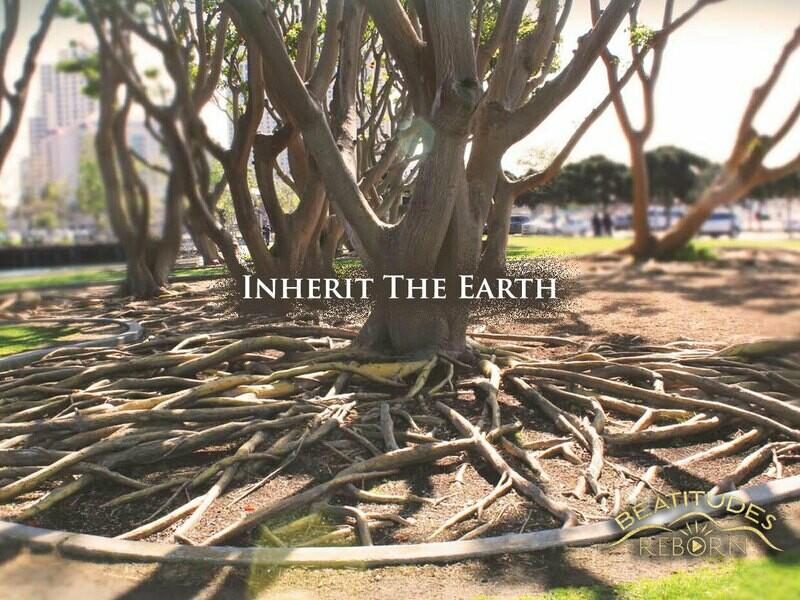 03/Beatitudes, Inherit The Earth (Matthew 5:5)