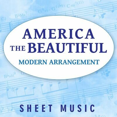 America The Beautiful - Modern Arrangement (Free)