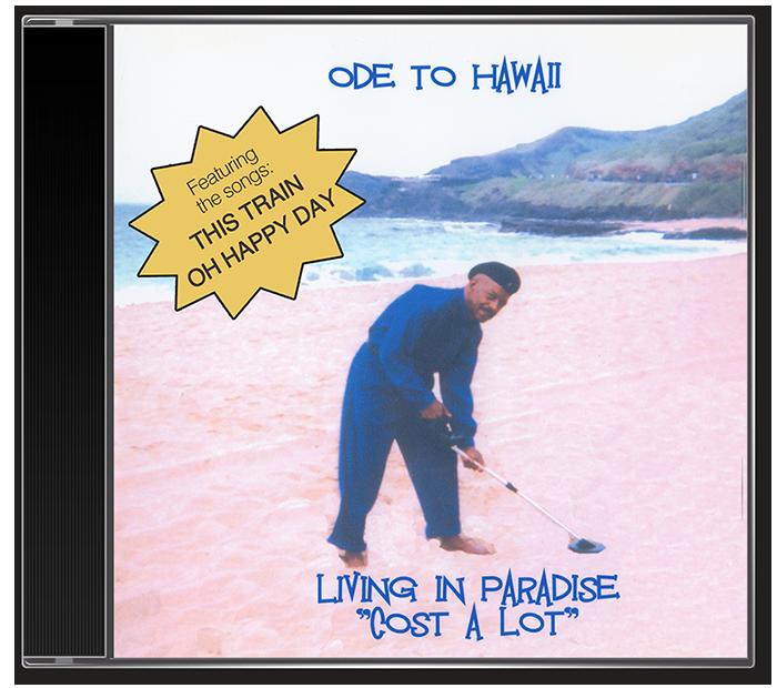 Sherman Andrus - Ode To Hawaii
