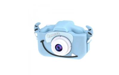 Детский фотоаппарат Childrens Fun, голубой