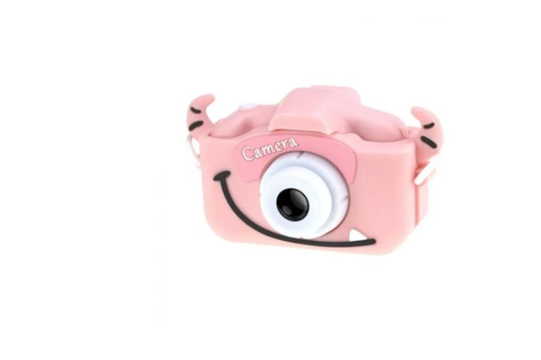 Детский фотоаппарат Childrens Fun, розовый