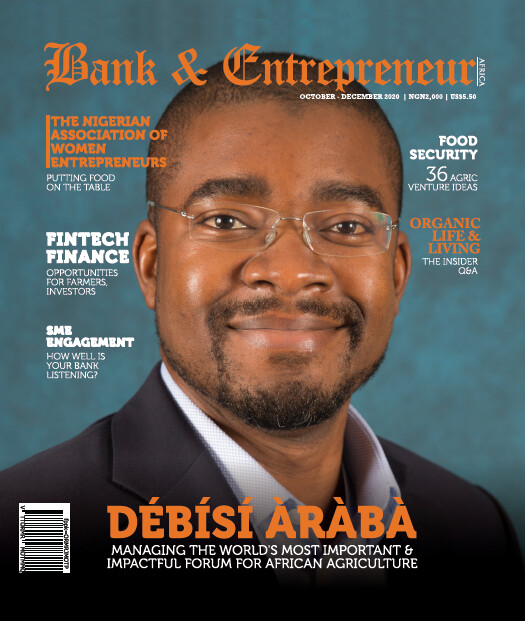 Bank & Entrepreneur Africa Magazine (October-December 2020)