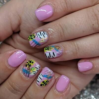 Online Nail art Course