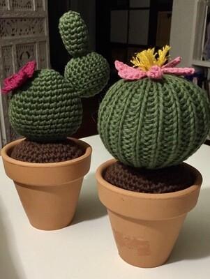 Cactus tejidos A MANO ! (Por pedido)