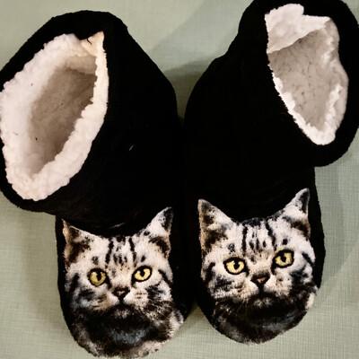 Zapatillas peluchonas