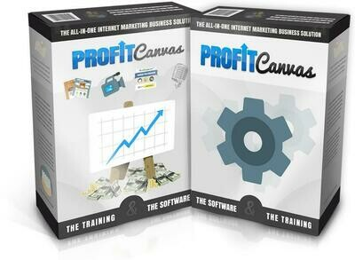 Profit Canvas - All In One Marketing Suite