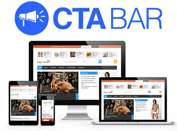 CTA Bar - CALL TO ACTION