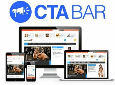 CTA Bar - CALL TO ACTION