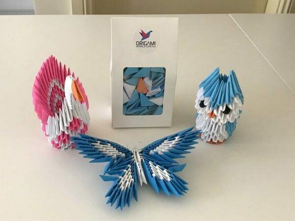 3D Origami 3-in-1 Kit