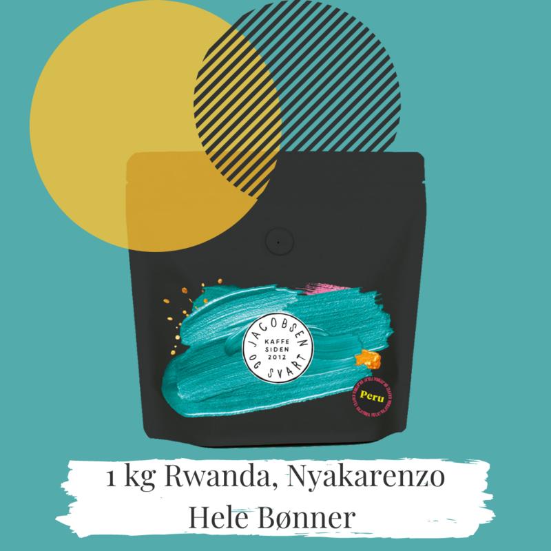 Rwanda Nyakarenzo 1 kg
