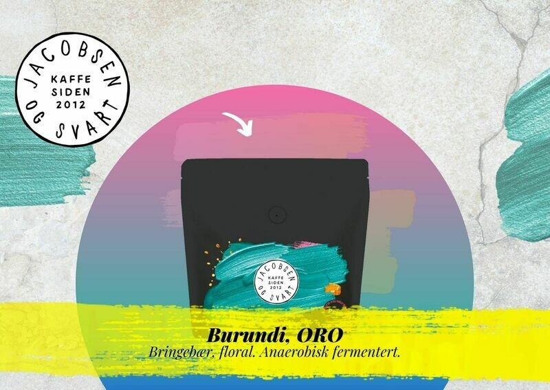 Burundi ORO Anaerobic 1 kg