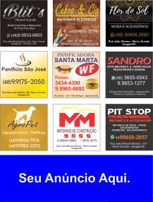 Anúncio Rodapé Interno