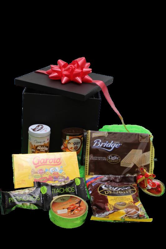 Caja dulces sorpresas