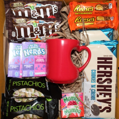 Sweet and Pistachos  BOX