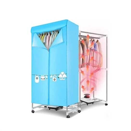 Secadora Portátil Electrica Capacidad 30kg