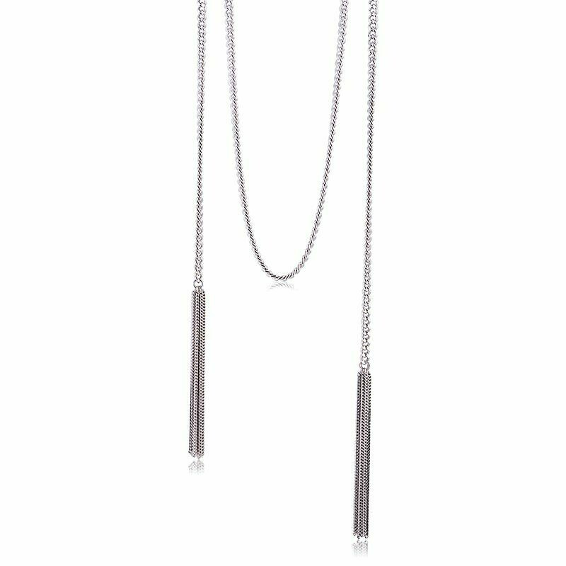 Millan Lariat Necklace