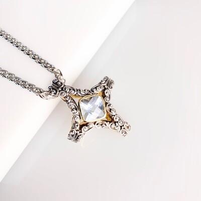 Windsor Blue Necklace