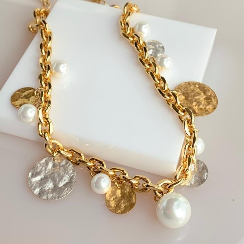 Blast Collar Necklace