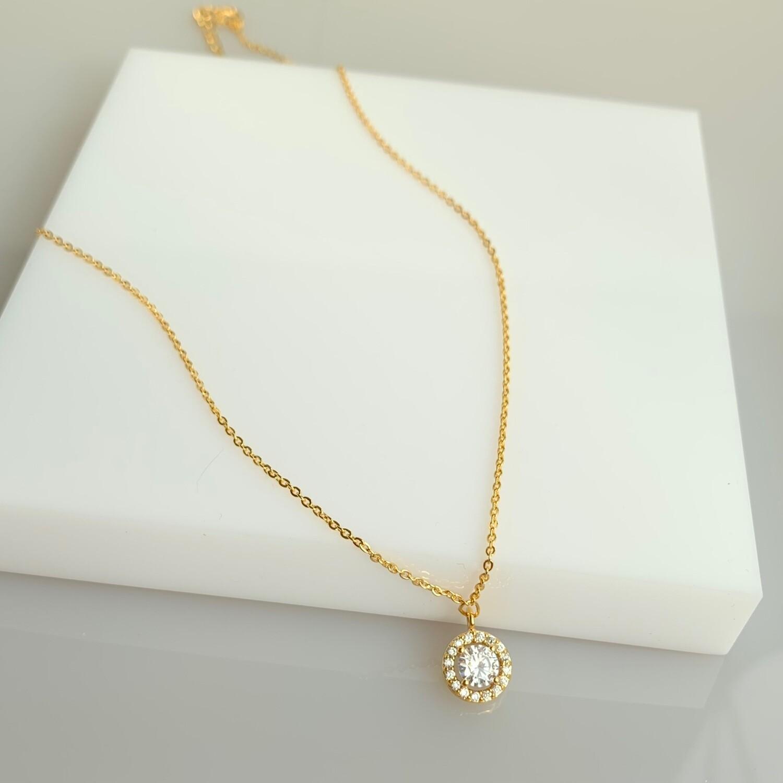 Golden Duchess Necklace