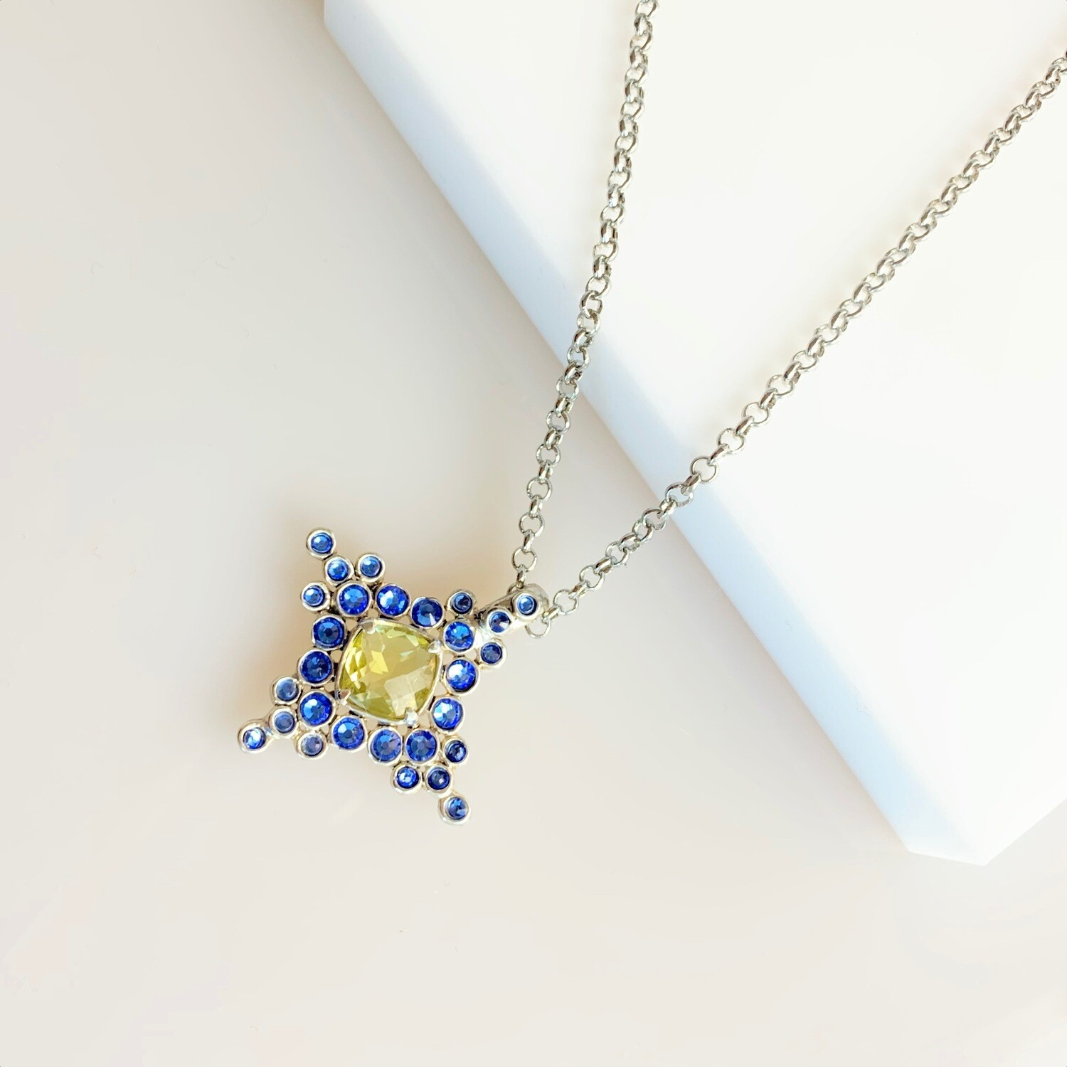 Sapphire Collection Necklace