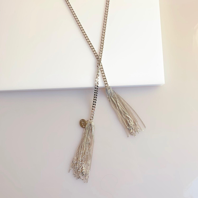 Millan Lariat Necklace
