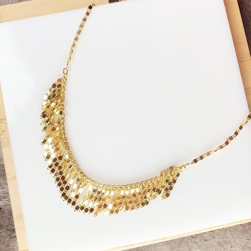 Goldie Necklace