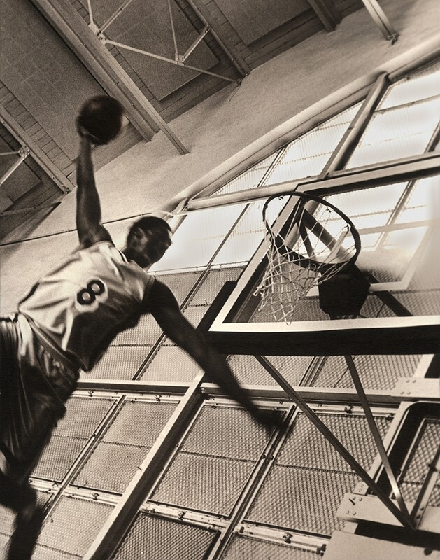 Kobe Bryant in Los Angeles, 1998