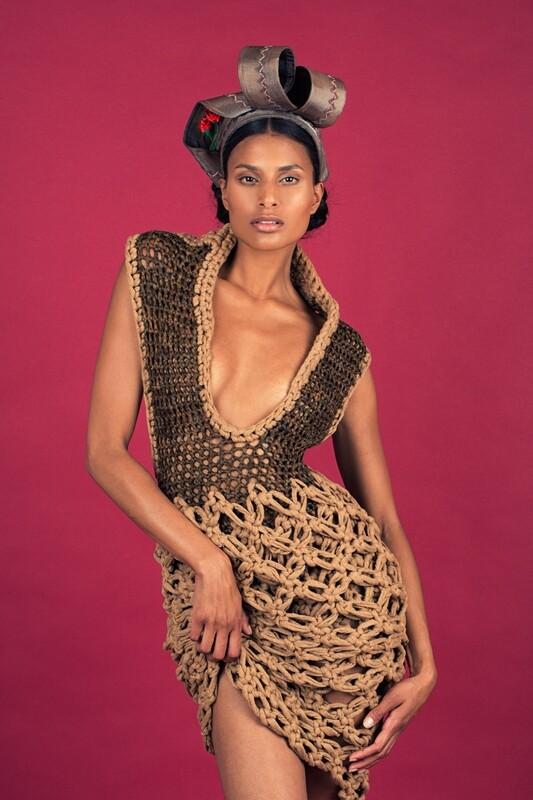 Frida Jurk - designer Alexandra Dohmen