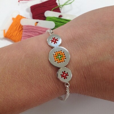 ​Bracelet Embroidery