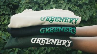 Greenery (Various Colors) —  Short Sleeve Tee